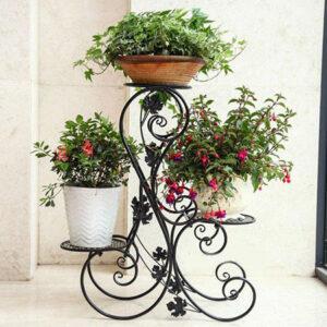 تصویر محصول استند گل سه پایه ویلاسازه کوچک