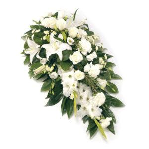 سبد گل رومیزی ترحیم