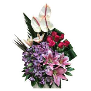 سبد گل هدیه روز مادر