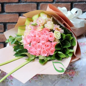 گل تبریک
